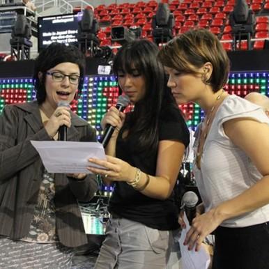 Fernanda Takai, Dani Suzuki e Geovanna Tominaga
