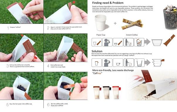 Coffree - café instantâneo com copo