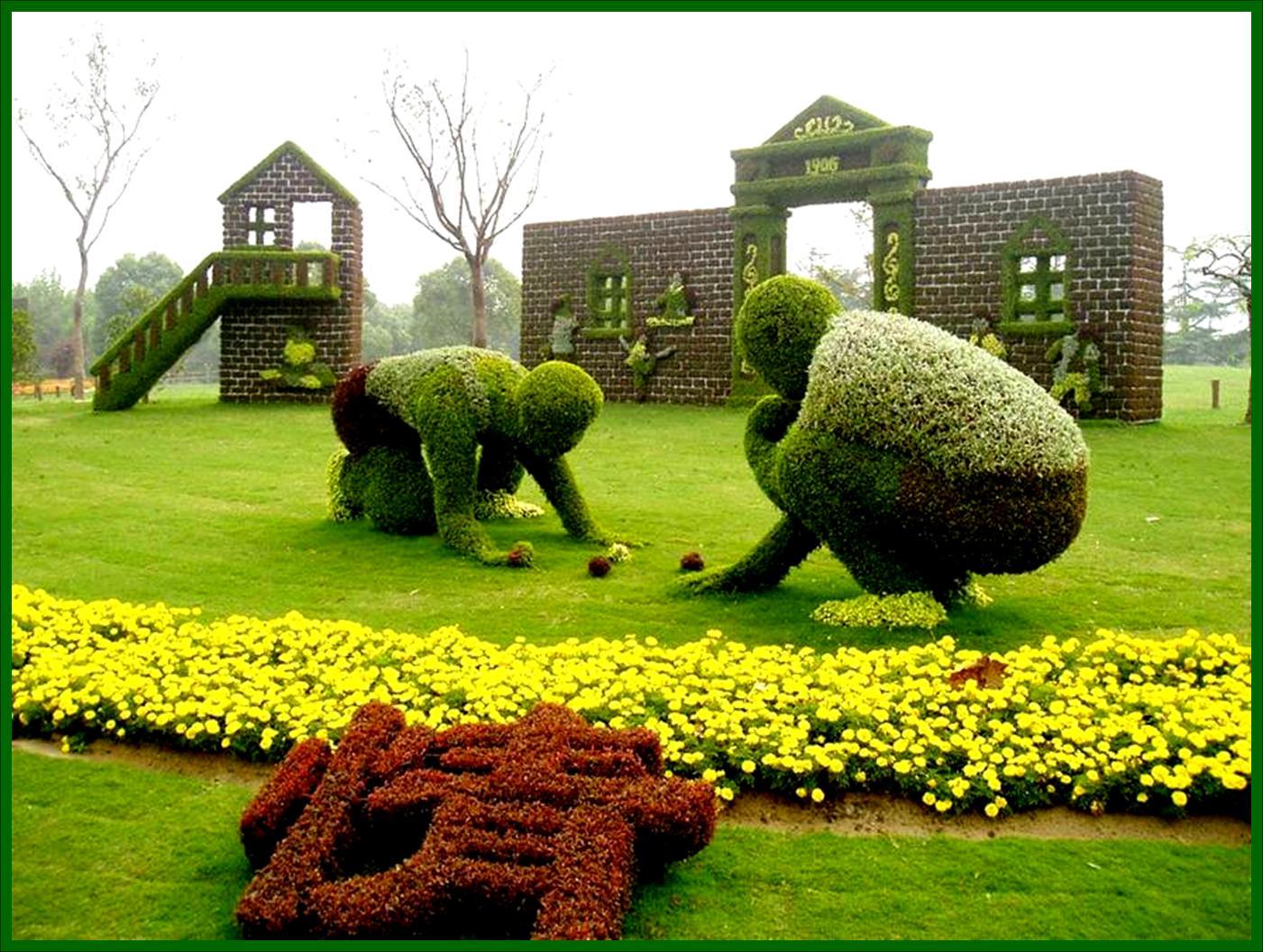 a beleza dos jardins na china shimbun