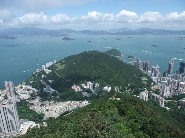 Reprodução: wikipédia - Mount Davis, em Hong Kong