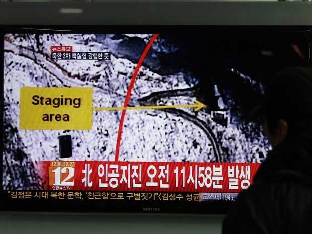 Reprodução: globo.com (Lee Jin-man / AP Photo)