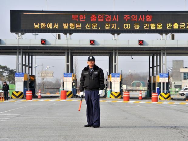 Reprodução: globo.com (Jung Yeon-Je/AFP Photo)