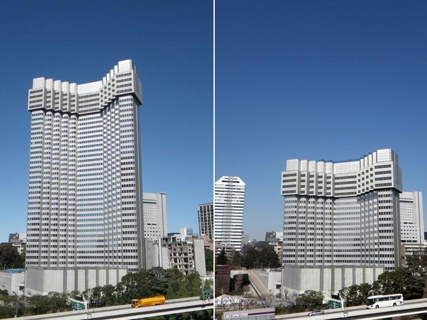 Reprodução: globo.com (AFP/Taisei Corporation/Seibu Properties)