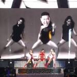Psy homenagem a Beyonce