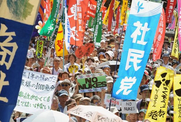 Reprodução: globo.com (Rie Ishii/AFP)