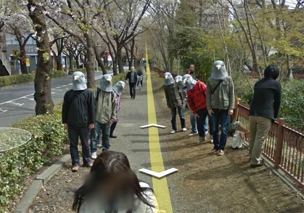 Reprodução: globo.com (Google Street View)