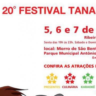 5, 6 e 7 de Julho 20° Festival Tanabata Ribeirão Preto