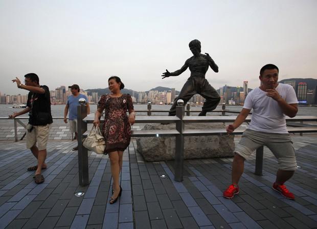 Reprodução: globo.com (Bobby Yip/Reuters)