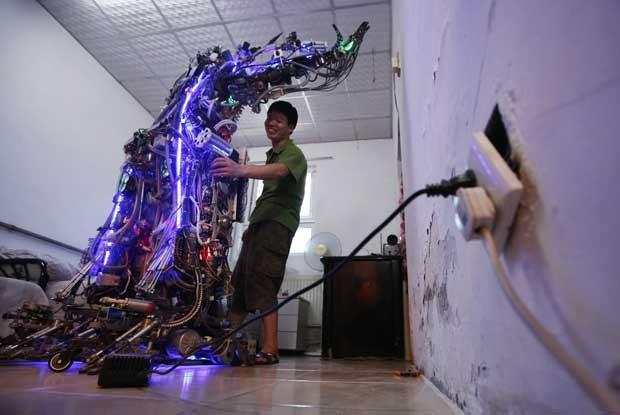 Reprodução: globo.com (Kim Kyung-Hoon/ Reuters)