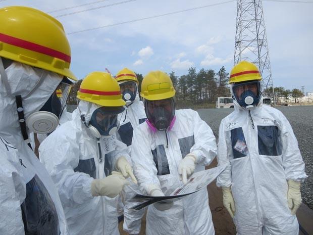 Reprodução: globo.com (Reuters/Tokyo Electric Power Co/Divulgação)