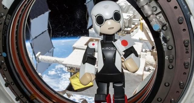 Reprodução: UOL (Kibo Robot/AFP)