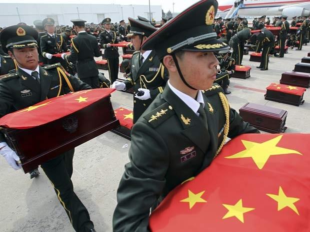 Reprodução: globo.com (REUTERS/China Daily)
