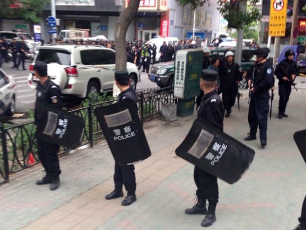 Reprodução: globo.com (Cao Zhiheng/AP Photo)
