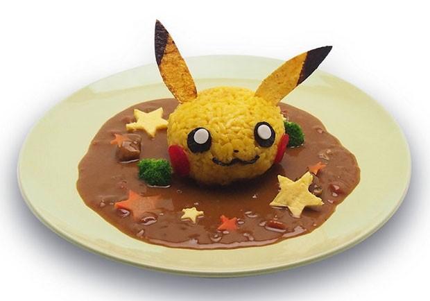 Reprodução: globo.com (Divulgação/Pikachu Cafe)