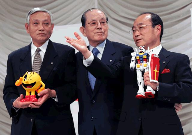 Masaya Nakamura ao centro. (Reprodução G1 - REUTERS/Yuriko Nakao/File Photo)
